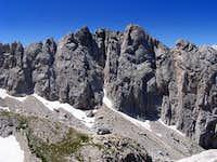 Corno Piccolo, East Face 3