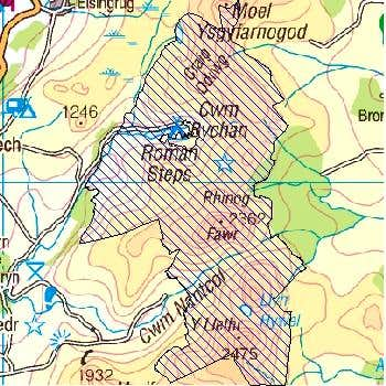 Rhinogs Special Area of Conservation