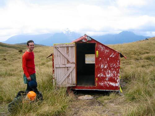 Bivy in NZ