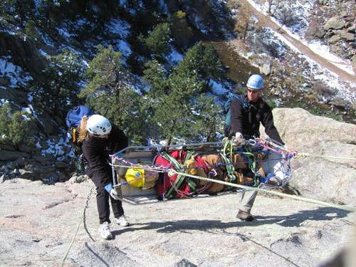 Mountain Rescues: Climbers are Not to Blame
