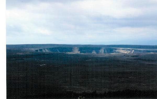 Halema'uma'u Crater