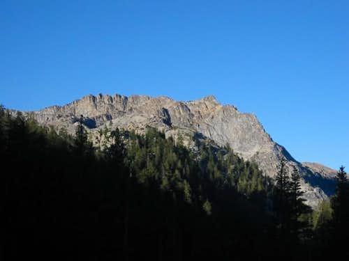 Piute Mountain from Kerrick...