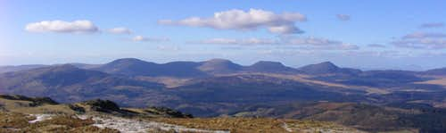 The Rhinogs