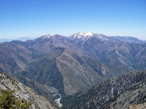 Mt. Baldy Backpacking Trip