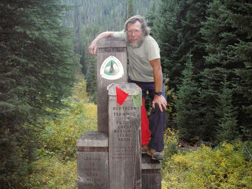 Thru-Hike of the Pacific Crest Trail