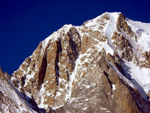 Monte Bianco di Courmayeur...