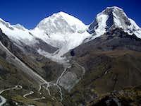 Mountaineering in Peru