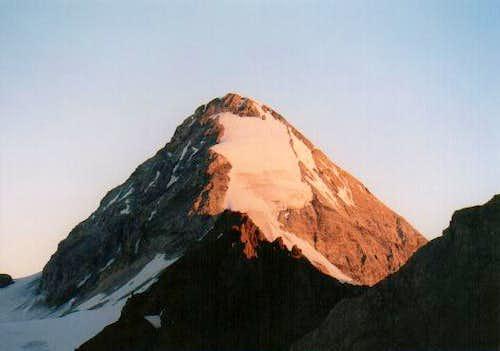 A view of Gran Zebrù taken by...