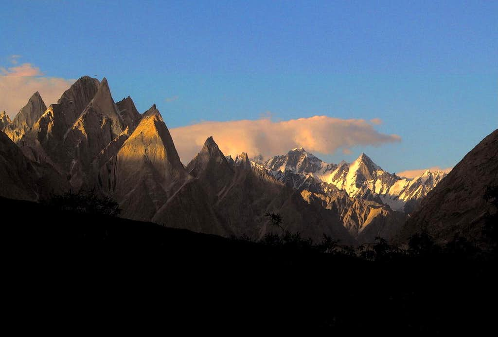 Baltoro Cathedrals