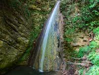 Monticelli Brusati Waterfall