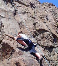 My First Climb