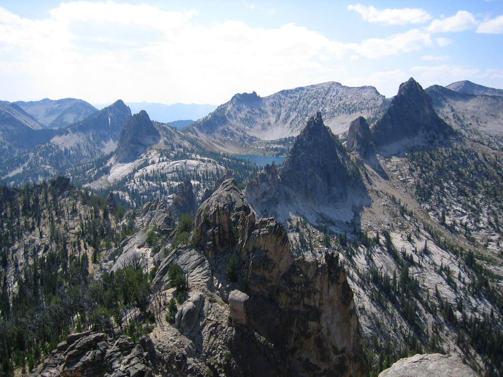 The Bighorn Crags