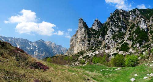 Piccole Dolomiti