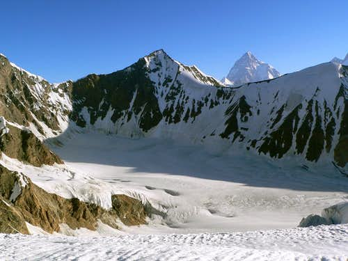 K2 from Gondogoro Pass