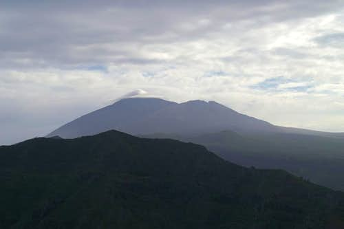 Teide and Pico Viejo