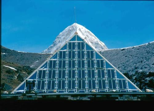 March 2003. Two pyramids -...