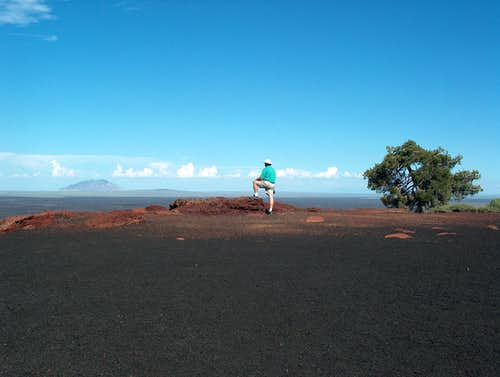 Summit of Inferno Cone