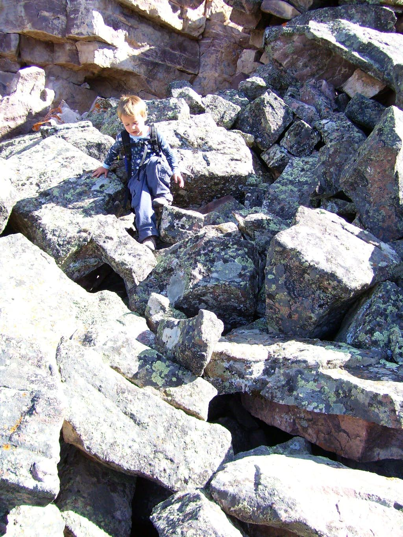 Boulderhopping