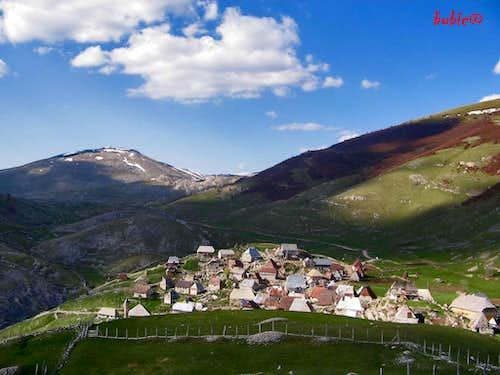 Lukomir village
