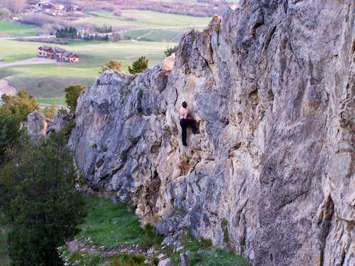 Bridger Bouldering