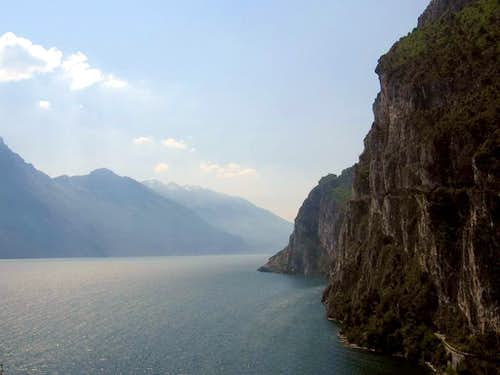 Lago di Garda Northern area, Italy