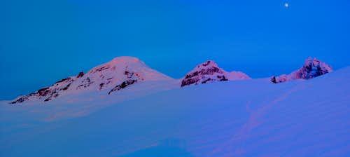Coleman Glacier Panorama