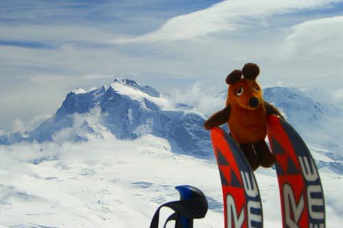 Jungfrau, Alphubel & Rimpfischhorn 2007