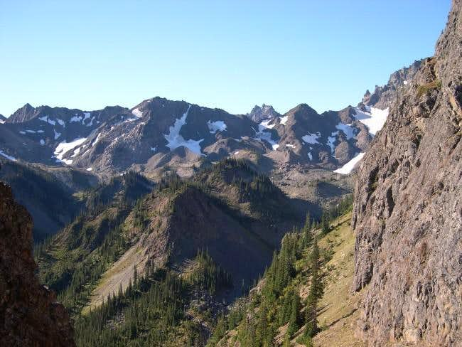 Mount Deception is - I...