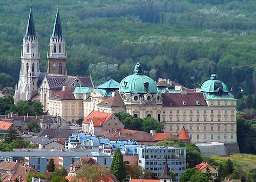 Monastery of Klosterneuburg