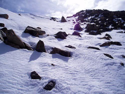 Mount Yale 14,196'