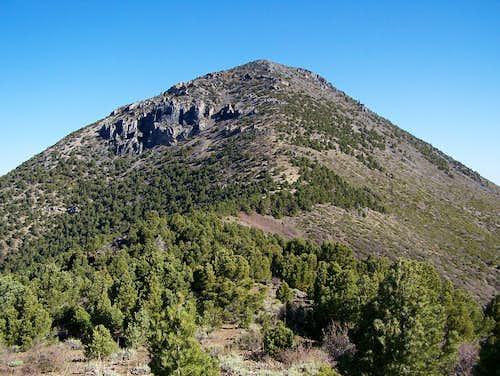 Wheeler Peak 4-28-07