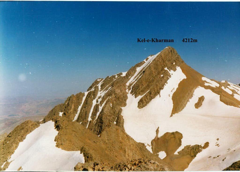 Kel-e-kharman