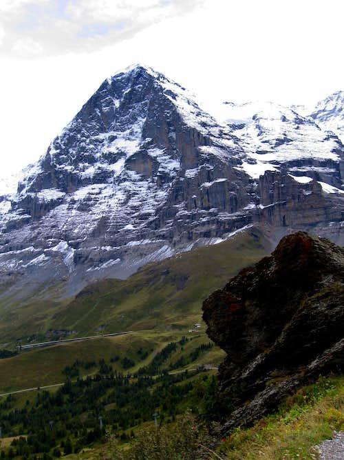 Impressive Eiger