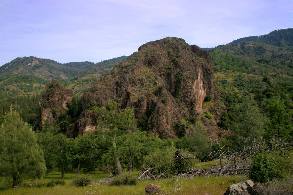 The Black Rock
