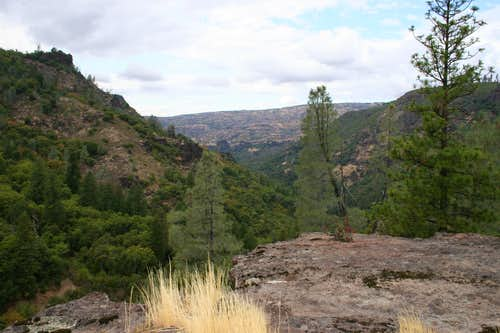 Deer Creek Canyon