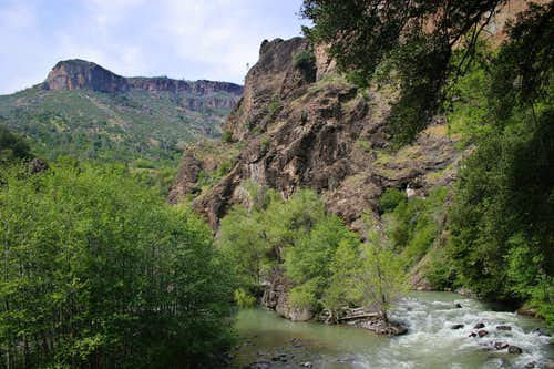 Mill Creek Canyon