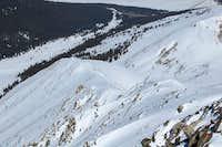 Atlantic's West Ridge