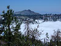 Garnet Peak from Big Laguna Meadow