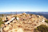 Remains of Summit Lookout