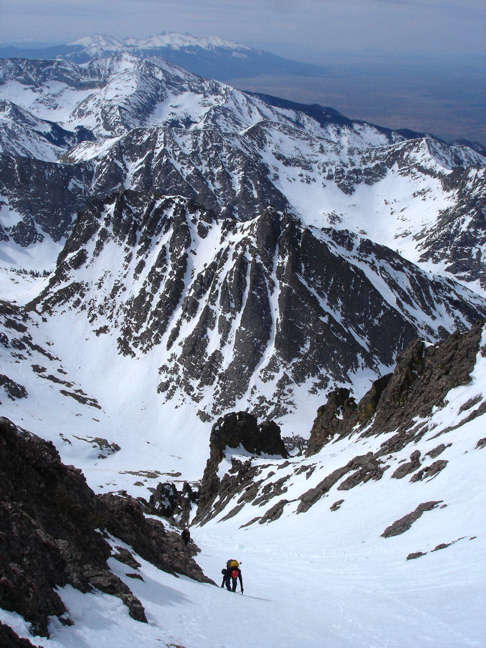 South Face Couloir