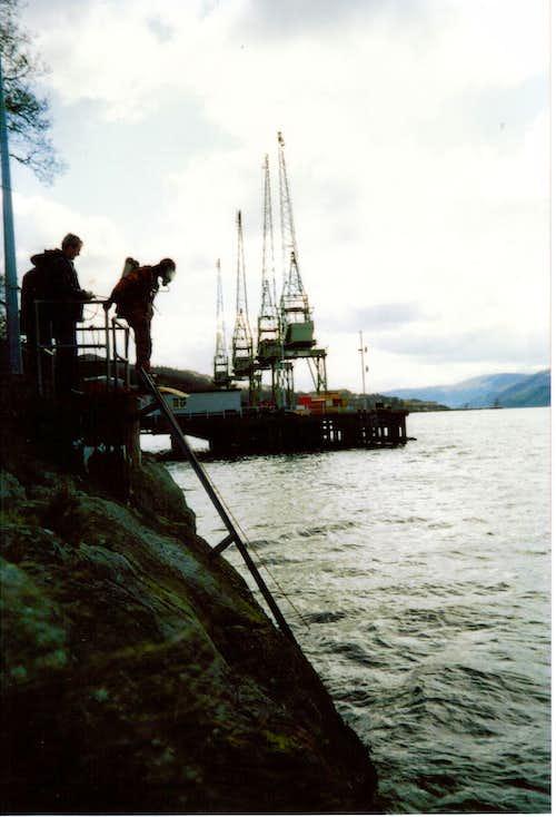 Loch Long Leap