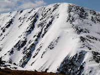 Ski Descent Route