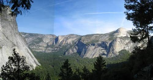 Sierra Point Panorama