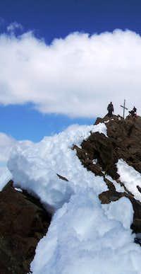 The ridge April 2007