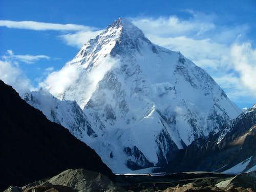 قله کی 2