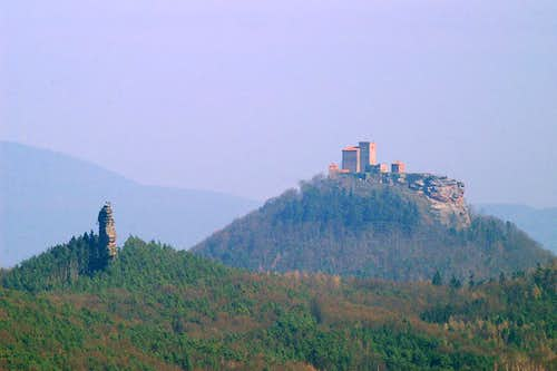 Asselstein and Trifels