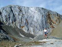 Limestone photo op before...