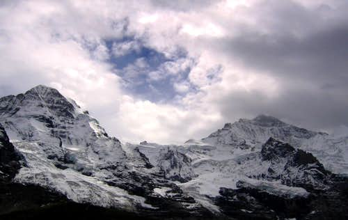 Monch & Jungfrau