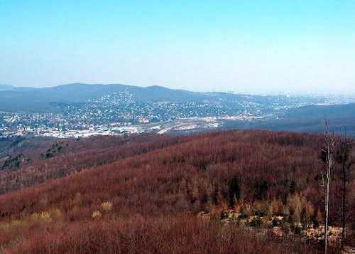 Vienna Woods outside Purkersdorf