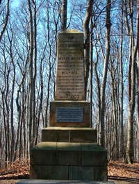Monument to Savior of Vienna Woods